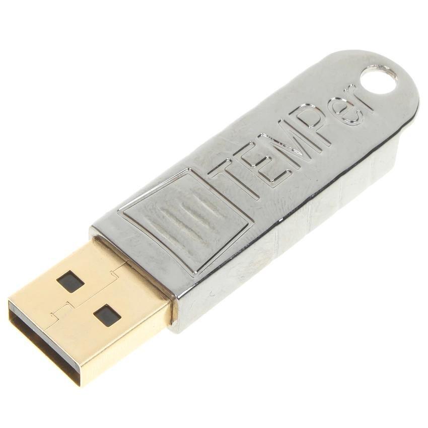 USB Temperature Temp Sensor Record Software Thermometer Data PC Recorder