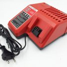 M18 M14 110V to 240V Charger for Milwaukee 18v Li-ion Cordless Tool Battery