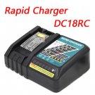 14.4v 18v BL1840 Power Tool Battery DC18RC 110V - 240V Rapid Charger for Makita
