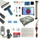 STARTER KIT PACK 3.5 inch Touch LCD 320x480 Case SD GPIO HDMI for Raspberry Pi 3
