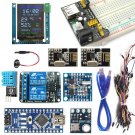"NANO V3 Weather Climate Monitor Kit 1.8"" TFT BMP180 DHT11 RTC Relay For Arduino"