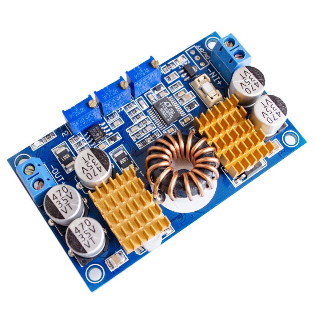 DC 5-32V to 1-30V Voltage 10A Amp Step Up Down Regulator Voltage Charging Module