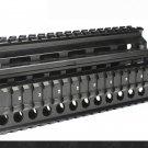 7.6 x 39 Handguard Hand Guard Quad Picatinny Rail Hunting Gun Mount for Airsoft
