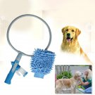 Clean Pet Dog Cat Bathing Cleaner 360 Degree Shower Tool Kit Wash Water Bath