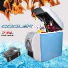 Car Truck Coke Food Cooler Refrigerator Fridge Portable Travel Freezer Warmer
