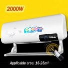 2000W Wall Mount Heater Household Portable Heating Air Conditioning Conditioner