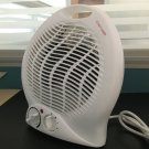 Electric Home Office Wall Air Heater w/ Built in Thermostat for Small Garages