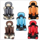 New Safety Safe Infant Child Baby Car Seat Soft Toddler Carrier Cushion Booster