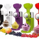 Fruit Machine Frozen Dessert Automatic Healthy Ice Cream Maker Milkshake Yogurt