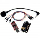 Voice Recognition Module Microphone USB to RS232 TTL Module Jumper Wire Dupont