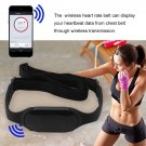 Bluetooth Wireless Heart Rate Monitor Wireless Heart Beat Chest Belt Strap Band