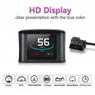 Car OBD2 OBD HUD Head Up Display RPM Water Temperature Over Speed Fuel Voltage