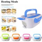 Electric Portable Electric Heated Heating Lunch Box Hot Food Rice Soup Warmer