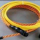10 M Meter Kitchen Room Home Overflow Water Leak Sensor Leakage Detector Cable