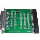 Test PC Hardware LPT Printer IDE HardDrive Port Diagnostic Card LED Board Tester