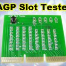 Check AGP Video Display Card Slot PC Motherboard Mainboard LED Tester test Card