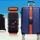 Travel Luggage Belt Password Phone Apps Control Bluetooth Anti-theft Alarm lock