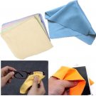 100 Microfiber Cleaner Cleaning Cloth For Phone Screen Camera Lens Eye Glasses