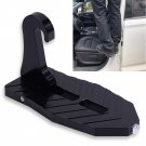 Foldable Car Door Latch Hook Step Ladder Foot Pedal SUV Cleaning Truck Roof Top