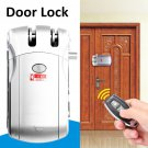 Remote Control Door Safety Lock Wireless Anti Theft Home Security Keyless Opener