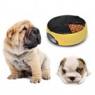 Automatic Dog Feeder Food Dispenser Puppy Auto Container Meal Dispensing Bowl