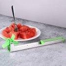 Summer Watermelon Windmill Stainless Steel Slicer Cutter Knife Corer Fruit Melon