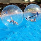 1.8M 6 ft PVC inflatable Jump On Cool Water Pool Rolling Walking Toys Dance Ball