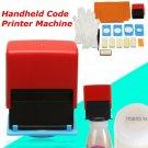 Handheld Coding Tool Date Number Code No Printing Print Pad Printer Tools Set