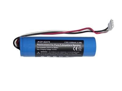 NTA2479 Battery for Logitech Pure-Fi Anywhere 1st 984-000006 984-000005 Speaker