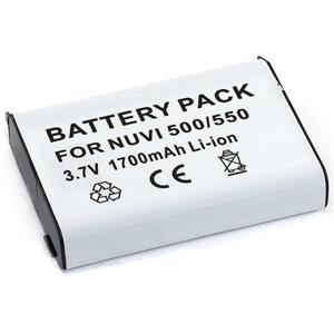 010-11143-00 361-00038-01 Battery Garmin Nuvi 500 Zumo 220 600 650 660 665 GPS