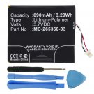 "MC-265360-03, 58-000083 Battery for Amazon Kindle 7 WP63GW 7th Gen 6"" E-Reader"