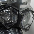 Clear Headlight guard Triumph Tiger 800 Explorer 1200