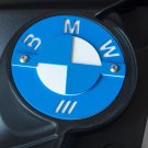 Stainless steel BMW Logo 58mm