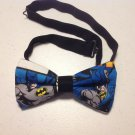 Bow tie men batman neckband cotton pretied superhero