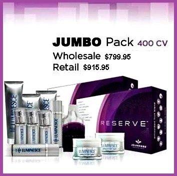 JEUNESSE®-LUMINESCE�-RESERVE� JUMBO PACK-MEMBERSHIP