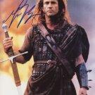 Braveheart Signed Photo