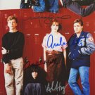 The Breakfast club Signed Photo