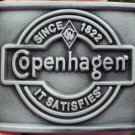 COPENHAGEN SNUFF IT SATISFIES BELT BUCKLE