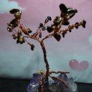 OOAK SEMI PRECIOUS JASPER CRYSTAL TREE -  20128870