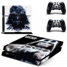 darth vader New Design PS4 Console skin sticker decal made pvc
