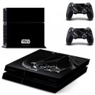 darth vader  ps4 Console skin sticker decal made pvc