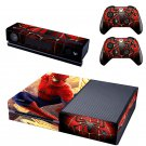 spider man skin for Xbox one decal sticker console & controlle
