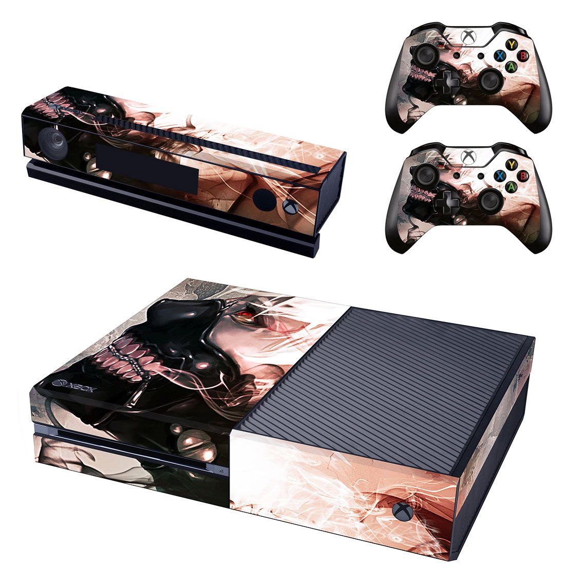 Tokyo ghoul decal for Xbox one skin sticker console