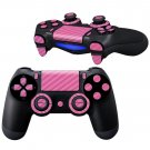 Pink Color Pattern design PS4 Controller Full Buttons skin