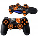 Industries Logo design PS4 Controller Full Buttons skin