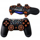 Bullets Prints design PS4 Controller Full Buttons skin