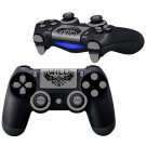 WiLD Rose design PS4 Controller Full Buttons skin