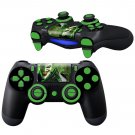 Colorful Joker design PS4 Controller Full Buttons skin