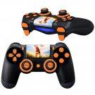 Monkey D Luffy design PS4 Controller Full Buttons skin
