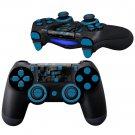3D Block design PS4 Controller Full Buttons skin